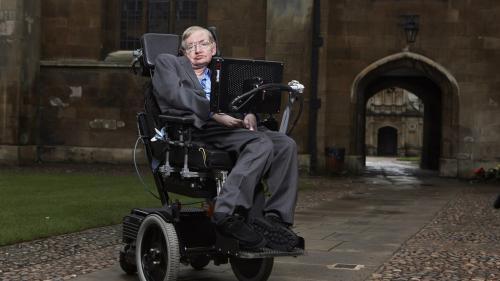 Ecuaţia pe care Stephen Hawking şi-a dorit-o pe mormânt