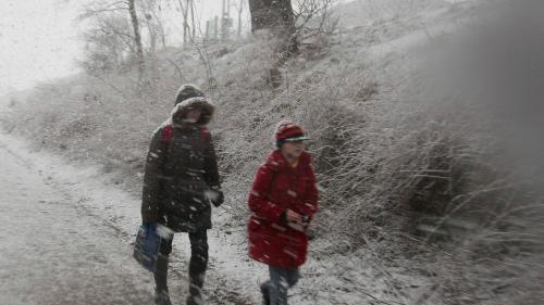 Cod GALBEN: Vine valul de frig peste România