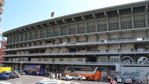Valencia a urcat pe podium în campionatul Spaniei