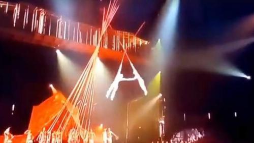 Tragedie la Cirque du Soleil! Un acrobat cade şi moare în timpul spectacolului