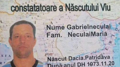 Caz teribil la Braşov! Un şofer i-a uimit pe poliţiştii rutieri după ce le-a prezentat dovada că este 'născut viu'