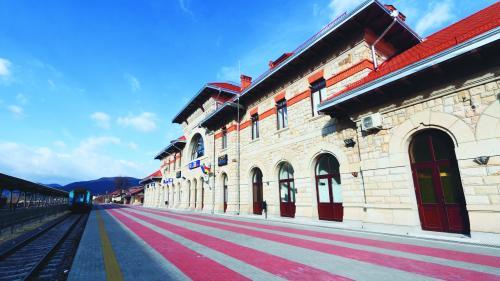Cele mai frumoase gări - Gara Piatra-Neamţ
