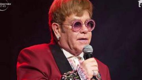 Elton John intenţionează să se retragă, dar speră că muzica lui rămâne nemuritoare