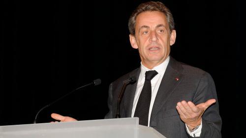 Fostul presedinte Nicolas Sarkozy, reţinut de politia franceza