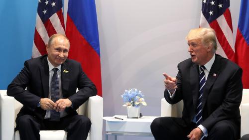 """Trump sugerează o întâlnire cu Putin """"într-un viitor nu prea îndepărtat"""""""