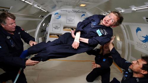 Ultima descoperire a astrofizicianului Stephen Hawking!