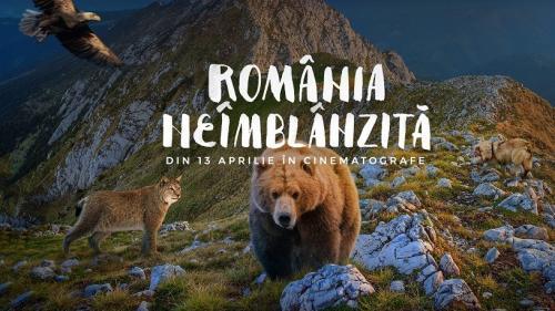 Iohannis, la premiera filmului România neîmblânzită