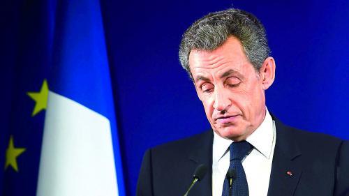 Șoc: Nicolas Sarkozy a fost reținut de poliție
