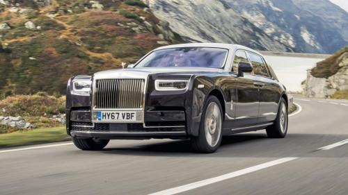 Premieră la SIAB - Rolls-Royce va fi prezent oficial