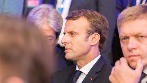Ample manifestaţii în Franţa împotriva reformelor lui Emmanuel Macron