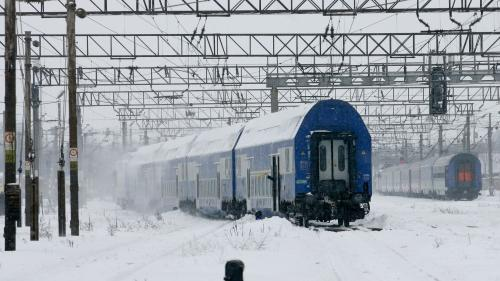 CFR Călători: 41 de trenuri anulate, vineri dimineaţa