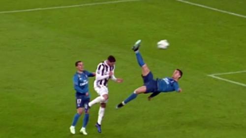 VIDEO - Foarfeca lui Ronaldo a dus la prăbuşrea acţiunilor clubului Juventus la minimul ultimelor opt luni