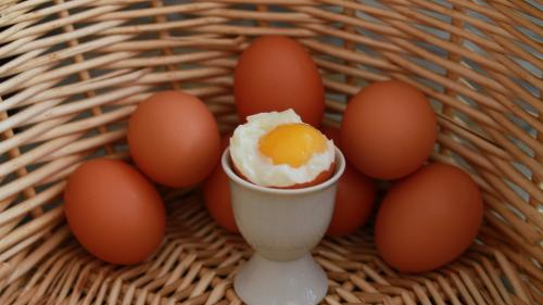 Slăbiți rapid urmând dieta cu ouă