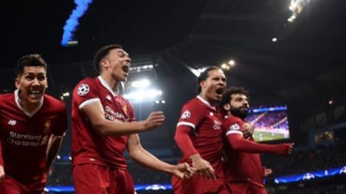 Liga Campionilor: Liverpool, o nouă victorie cu Manchester City