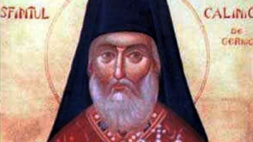 Sinaxar - 11 aprilie: Sfântul Ierarh Calinic de la Cernica