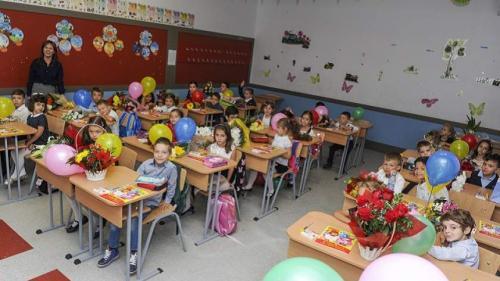 Astăzi începe cea de-a doua etapă de înscriere în învăţământul primar