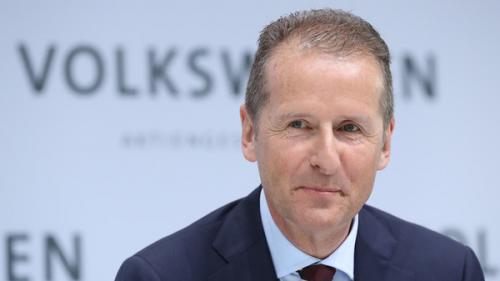 Noul şef al Volkswagen ia în considerare vânzarea unor active