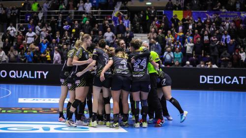 CSM Bucureşti, calificată la turneul Final 4 al Ligii Campionilor