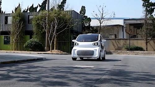 Mașina electrică de 10.000 de euro