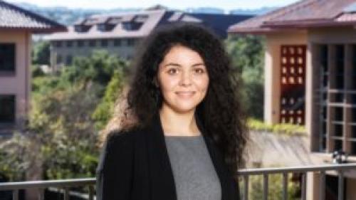 O româncă este bursieră în cel mai prestigios program de la Stanford