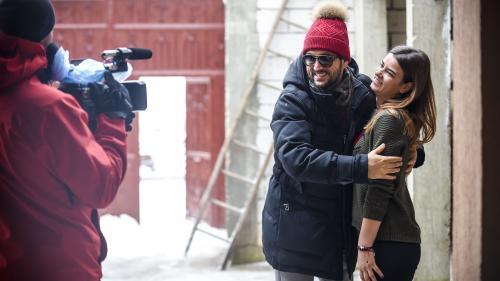 """Cezar Ouatu și-a adus 4 kg de slană și 10 litri de palincă,  de la filmările pentru """"Ie, Românie"""""""