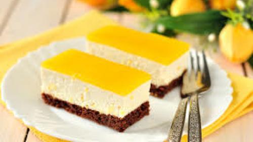 Rețeta zilei: Cheescake cu vanilie şi portocale