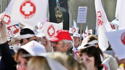 Sindicatele din sănătate intenţionează să declanşeze grevă generală pe 18 mai