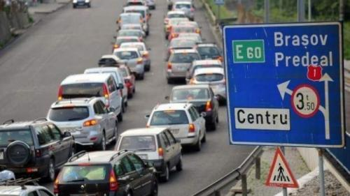 Atenție șoferi! Traficul rutier va fi închis sâmbătă şi duminică între Poiana Braşov şi Râşnov