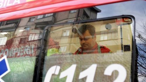 Accident grav de microbuz la ieşirea din Timişoara. Sapte răniţi au fost transportaţi la spital