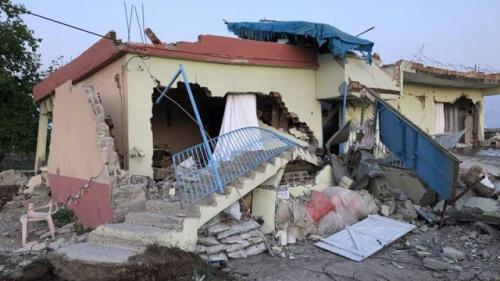 Cutremur cu magnitudinea 5,2 în sud-estul Turciei, soldat cu rănirea a 13 persoane şi numeroase clădiri avariate