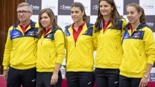 România a urcat pe locul 8 în clasamentul Fed Cup