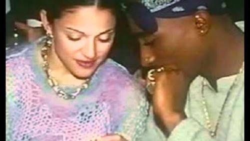 Scrisoarea în care celebrul Tupac îi explică Maddonei de ce o părăsește, poate fi vândută