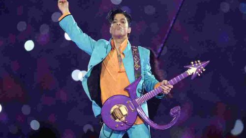Un album cu cântece inedite ale lui Prince va fi scos la vânzare în septembrie