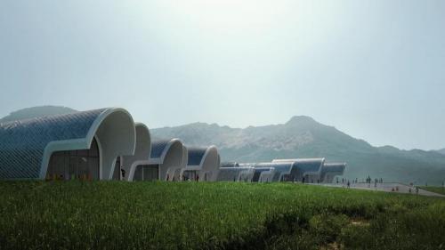 FOTO Asa e la altii: Cum va arata o scoala din China!