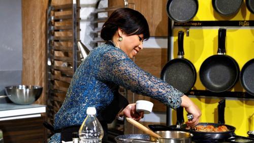 Piton prăjit, sushi panda și steak de vită gătit de un copil,  printre preparatele inedite ale serii
