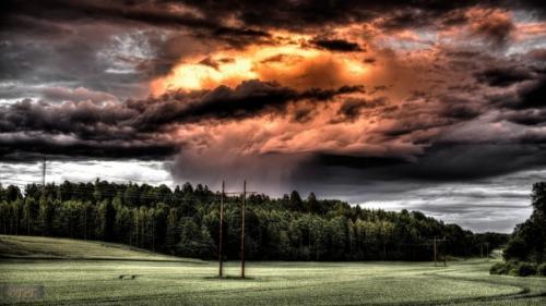 Cod galben de furtună pentru localităţi din judeţele Dolj, Bistriţa-Năsăud şi Mureş