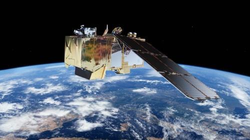 Rusia a lansat un satelit european de observare a oceanelor