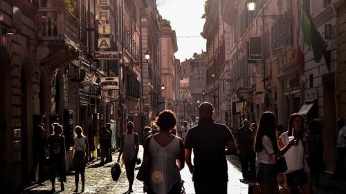 S-a creat o miscare împotriva turismului în masă