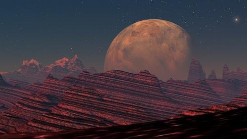 "NASA ""pleaca"" in spatiu sa studieze cutremurele de pe Marte"