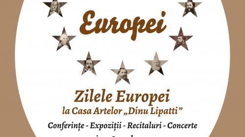 Muzica Europei – Zilele Europei la Casa Artelor Dinu Lipatti