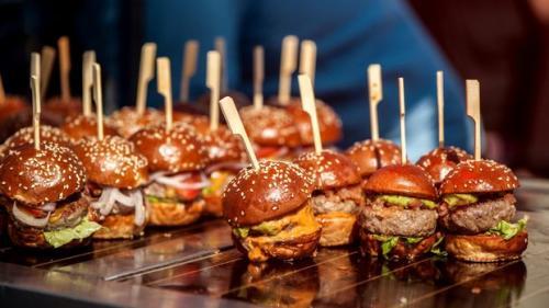 Festival de burgeri, în Capitală