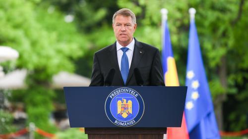 Klaus Iohannis contestă încă una din Legile Justiției