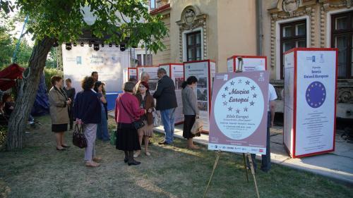 A doua zi de weekend cultural, la Casa Artelor Dinu Lipatti