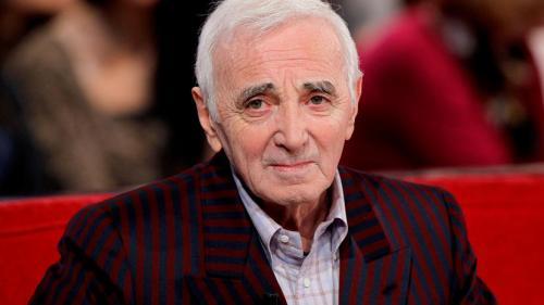 Charles Aznavour, externat din spital după o fractură de humerus