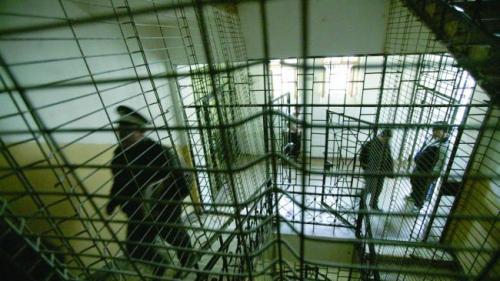 Sindicatul Penitenciarului de Maximă Siguranţă Iaşi: Folosim ilegal deţinuţi pentru paza penitenciarului