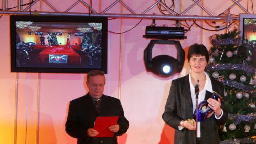 Elisabeta Lipă: Cristian Ţopescu nu va putea fi înlocuit niciodată în inimile noastre