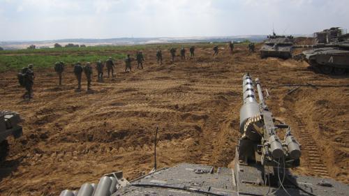 Funeralii în Gaza pentru cele 58 de persoane ucise de forţele israeliene