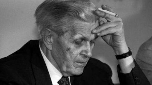 Testamentul lui Corneliu Coposu: Politica trebuie să fie, în primul şi în primul rând, o activitate morală