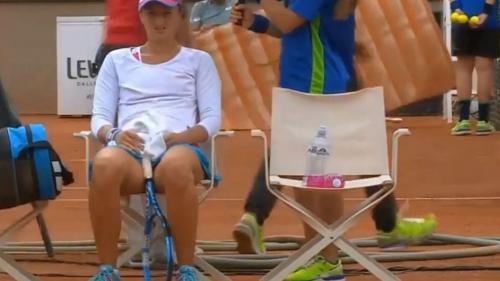 Irina Begu a abandonat în primul tur la Nurnberg