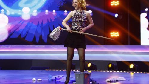 """Isabela Iacupovici, cea mai sensibilă finalistă """"iUmor"""":  """"Am simțit efectiv momente de fericire pe scenă"""""""